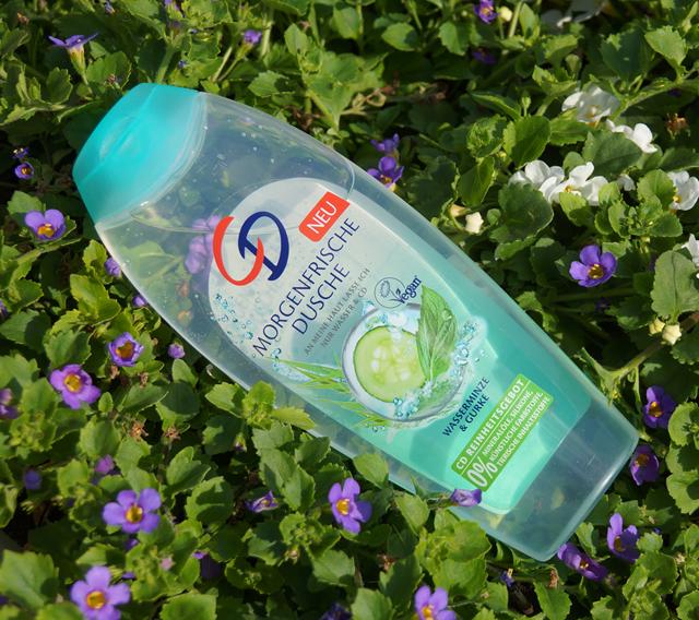 CD Morgenfrische Dusche aus Wasserminze und Gurkenextrakt