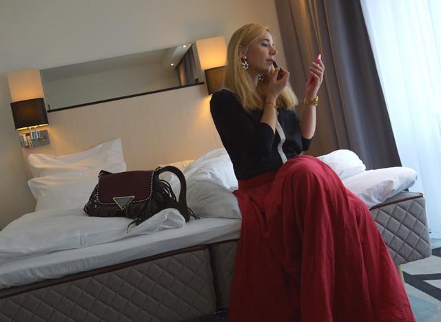 Dux Matratze Test Hotel Scandic Berlin Kurfürstendamm Bett Duxiana 6