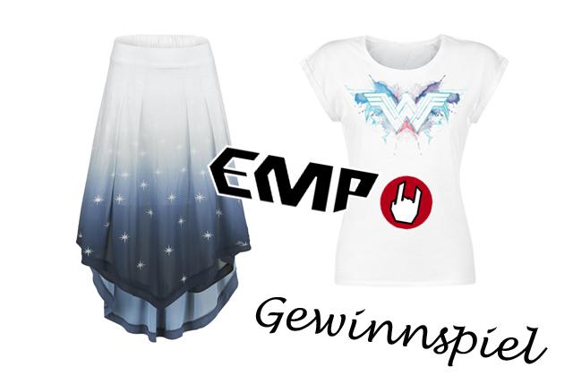 EMP Wonder Woman Gewinnspiel