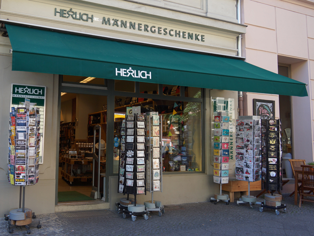Frühstücken, Shoppen & Restaurants in der Bergmannstraße in Berlin-Kreuzberg 04