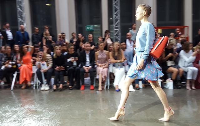 Fashionshow Marina Hoermanseder Spring Summer 2018 01