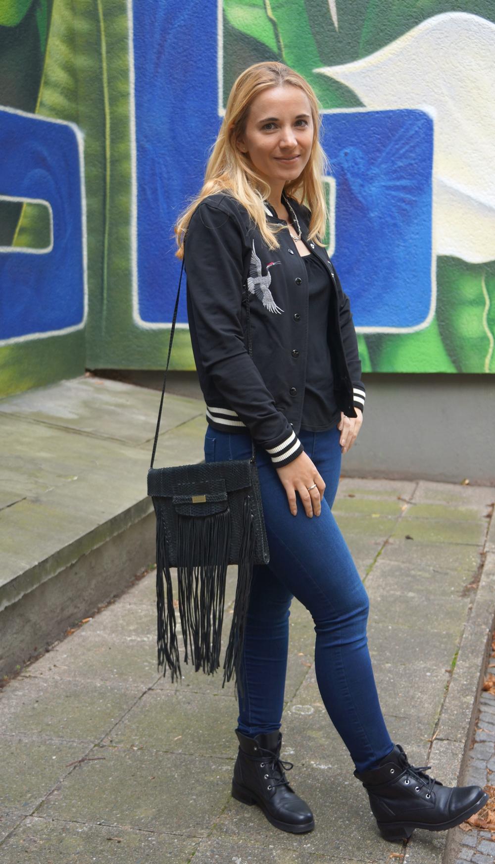 Outfit Angel Jackson Fransentasche Fringe-Bag 02