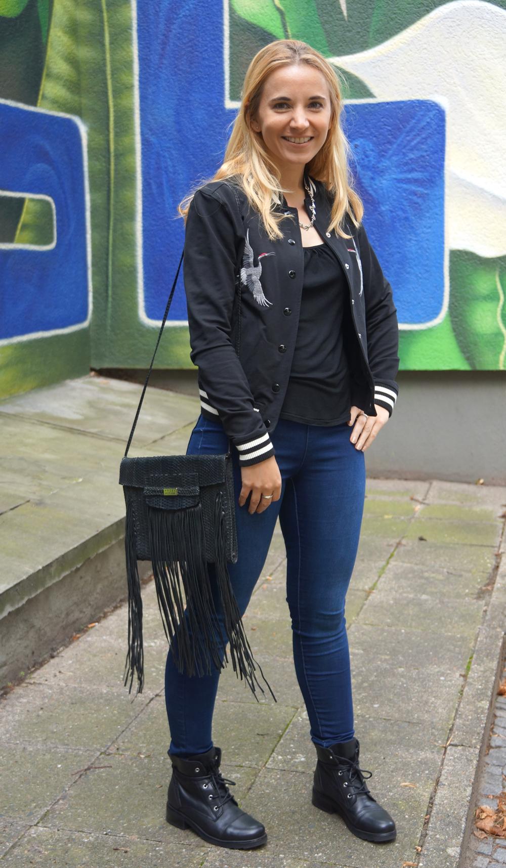 Outfit Angel Jackson Fransentasche Fringe-Bag 03