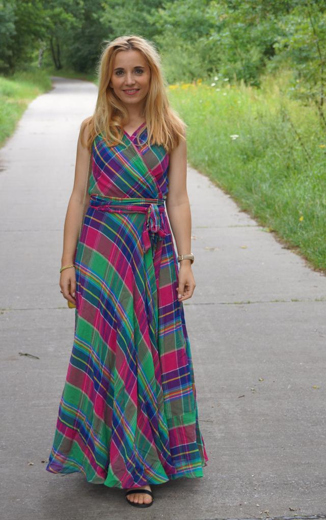 Outfit Ralph Lauren Sommerkleid 2