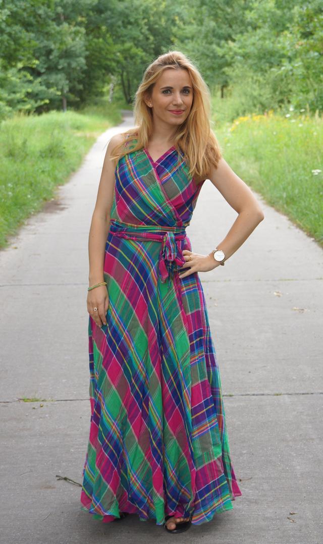 Outfit Ralph Lauren Sommerkleid 3