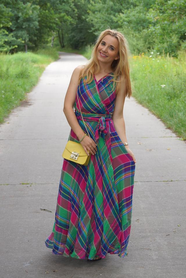 Outfit Ralph Lauren Sommerkleid 5