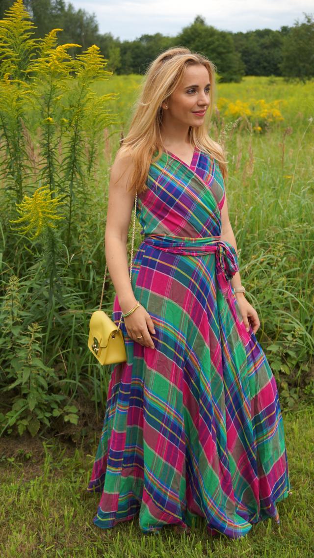 Outfit Ralph Lauren Sommerkleid 8