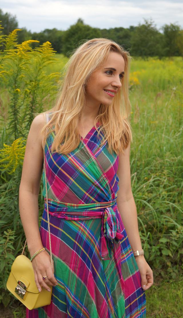 Outfit Ralph Lauren Sommerkleid 9
