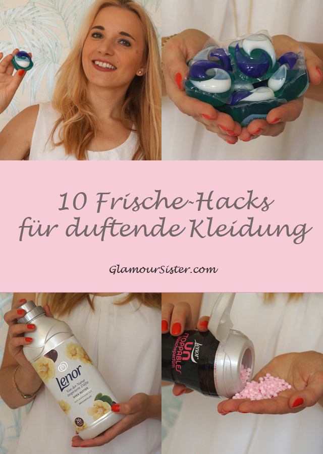 10 Frische-Hacks für duftende Kleidung