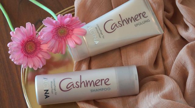 Alcina Cashmere Shampoo und Spülung 1