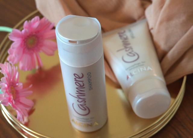 Alcina Cashmere Shampoo und Spülung 2