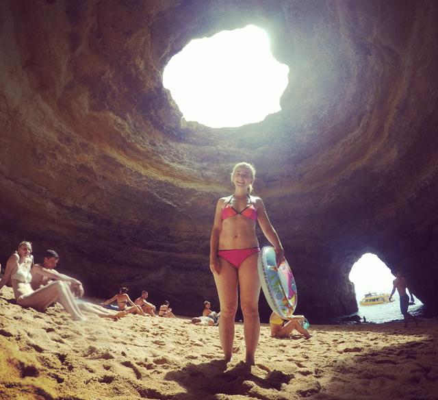 Benagil Grotte 01