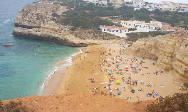 Benagil Strand
