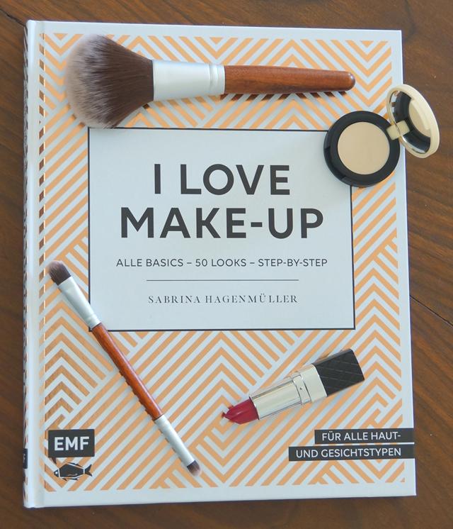Buchvorstellung Buch I love Make-up Sabrina Hagenmüller 03