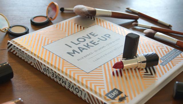Buchvorstellung Buch I love Make-up Sabrina Hagenmüller 04