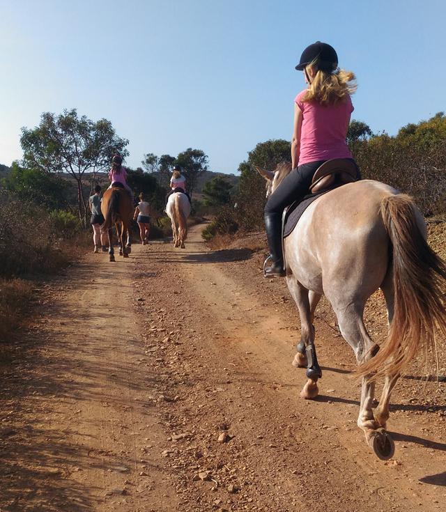 Reiten in der Algarve 04