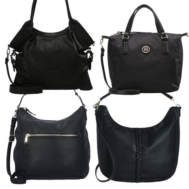Schwarze Handtaschen unter 100,- Euro