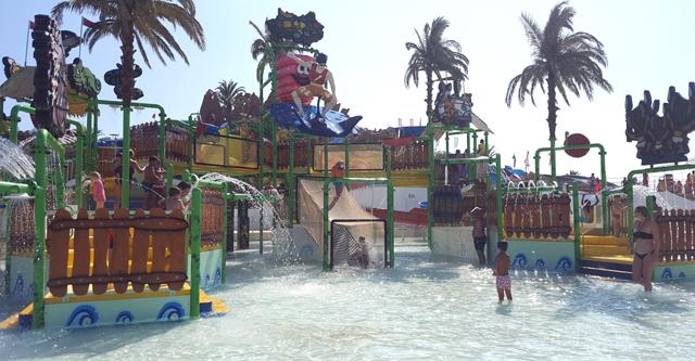 Slide & Splash Algarve Portugal 3