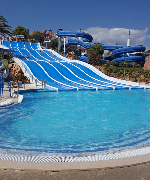 Slide & Splash Algarve Portugal