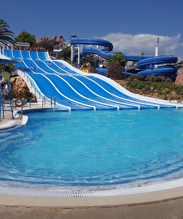 Slide & Splash Algarve Portugal