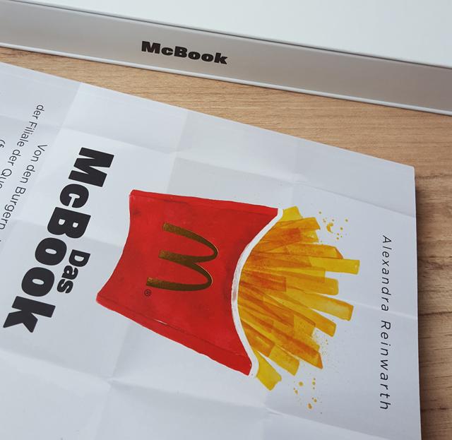 Das McBook - (fast) alles über McDonald's Alexandra Reinwarth 02