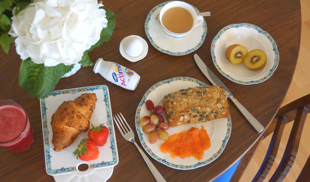 Frühstücksroutine Mein Start in den Tag mit Actimel von Danone 03