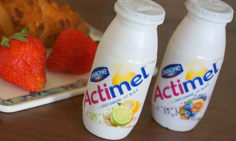 Frühstücksroutine Mein Start in den Tag mit Actimel von Danone 05