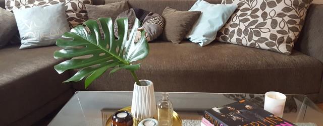 Interior Wohnzimmer - der Couchbereich 01