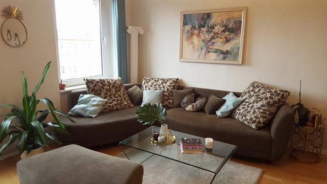 Interior Wohnzimmer - der Couchbereich 02