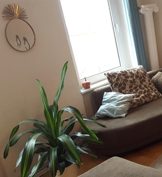 Interior Wohnzimmer - der Couchbereich 04