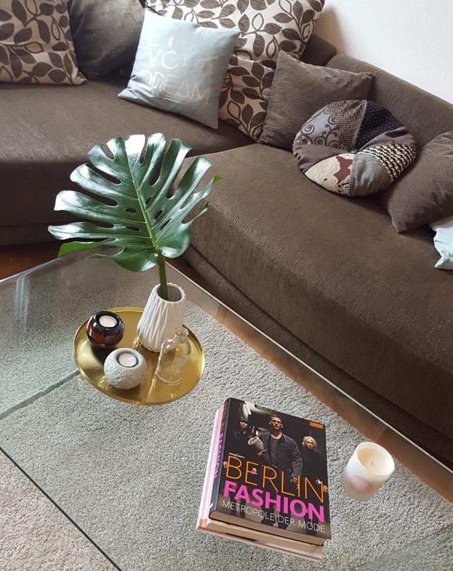Interior Wohnzimmer - der Couchbereich 05