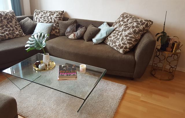 Interior Wohnzimmer - der Couchbereich 07