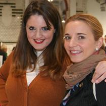 Marie mit Benedetta Bruzziches