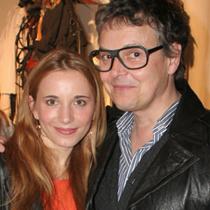 Marie mit Rolf Scheider