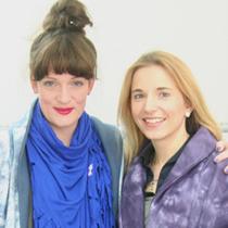 Marie mit Tanja Steuer