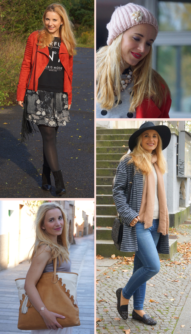 Outfits Oktober 17