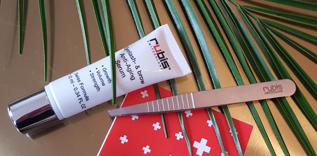 Rubis Switzerland Serum & Pinzette ProGrip 01
