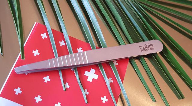 Rubis Switzerland Serum & Pinzette ProGrip 03