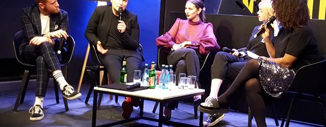 Sind Influencer die neuen Popstars - Gesprächsrunde mit Masha Sedgwick 01