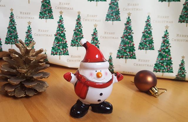 Gebrauchte Geschenke zu Weihnachten