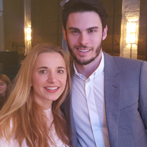 Marie mit Baptiste Giabicomi