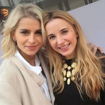 Marie mit Caro Daur