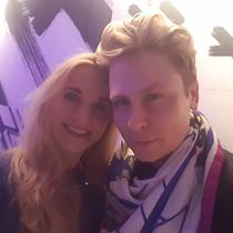 Marie mit Dawid Tomaszewski