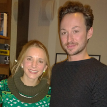 Marie mit Marcel Ostertag