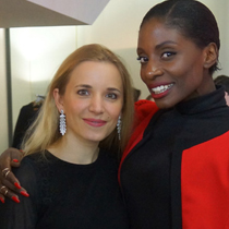 Marie mit Nikeata Thompson