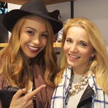 Marie mit Ronja Hilbig