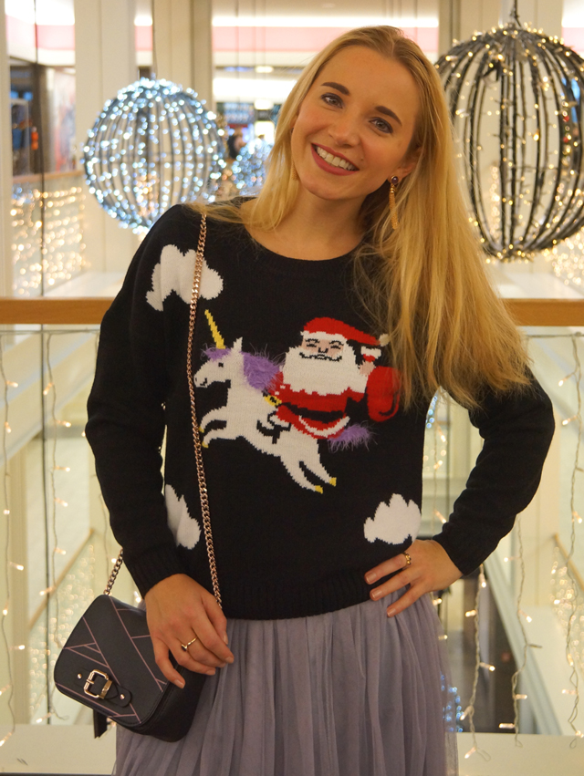 Outfit Weihnachtspullover Ugly Christmas Sweater 02