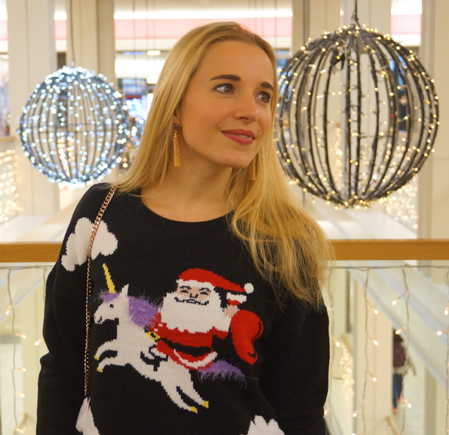 Outfit Weihnachtspullover Ugly Christmas Sweater 05