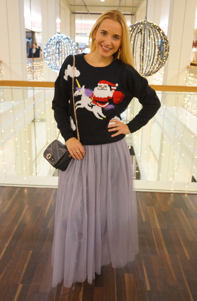 Outfit Weihnachtspullover Ugly Christmas Sweater 06