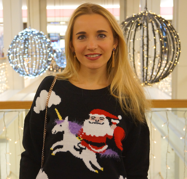 Outfit Weihnachtspullover Ugly Christmas Sweater 07